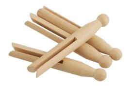 Oma's wasknijpers (50 stuks)