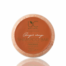 Ginger & Orange Shampoo Bar