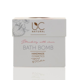 Strawberry with Cream Bath Bomb