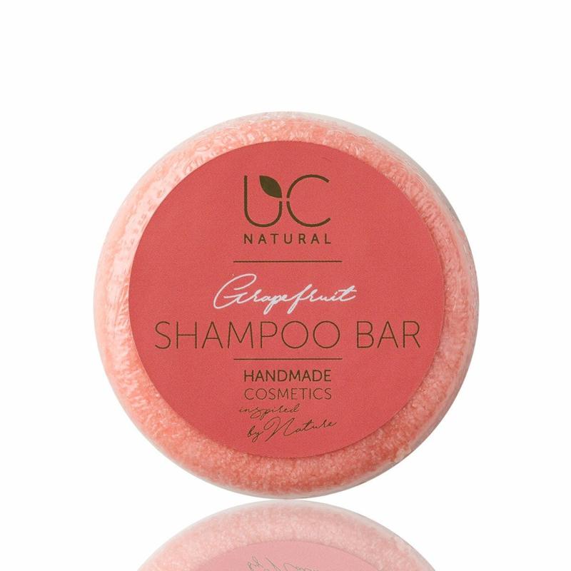 Grapefruit Shampoo Bar