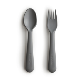 Mushie Fork & Spoon Smoke