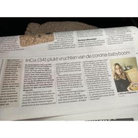 Blog 1. Interview Algemeen Dagblad
