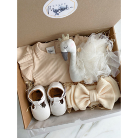Swan Gift Box White