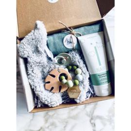 Alpaca Gift Box Sage Deluxe