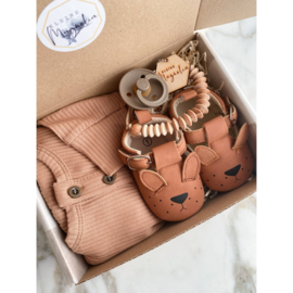 Jamie Gift Box Camel