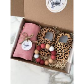 Maroon Gift Box