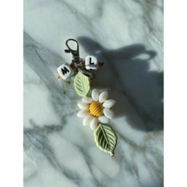 Flower Bag- & Keychain