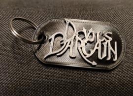 Devil's keychain