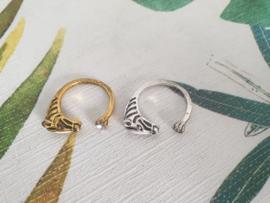 Ring 'Zebra'