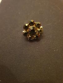 Speldje 'Black Diamond'