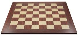Schaakbord Rosewood de Luxe 60