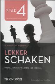 Lekker schaken stap 4 - opbouwen, combineren en beoordelen
