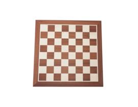 Staunton 4 in houten doos & een staunton 4 schaakbord