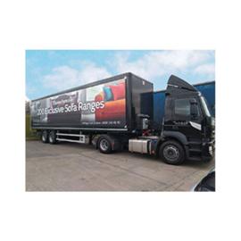Spanframe E-truck