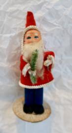 Antieke kerstman