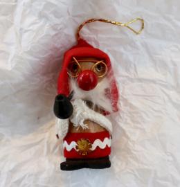 Oude kerstman uit Ertsgebergte