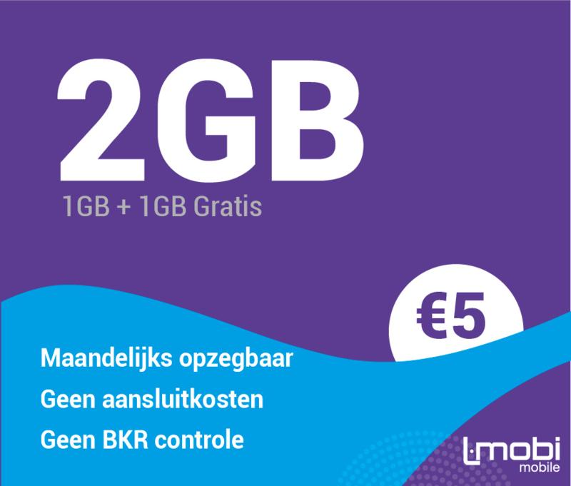 Sim only 2 GB