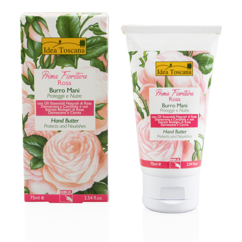 Hand Butter rose 75ml