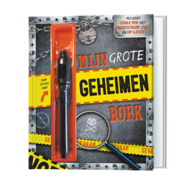 Mijn grote geheimen boek J