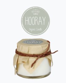 Soy candle mini hooray
