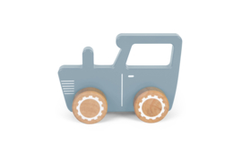 LD4377 houten traktor