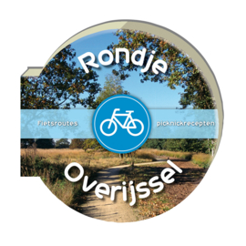 Rondje fietsen Overijssel