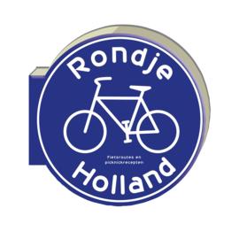 Rondje fietsen Holland