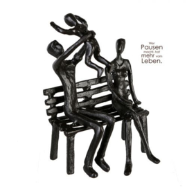 Picknick skulptur