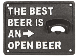 Flessenopener best beer