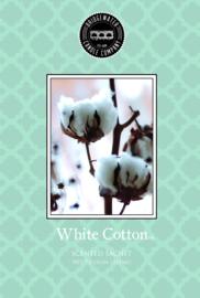 Geurzakje White cotton