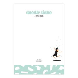 Noteblock Doodle Lidoo Dance Mint