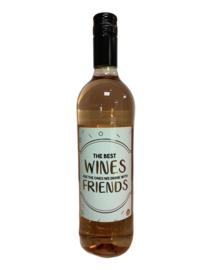 Rose wijn friends