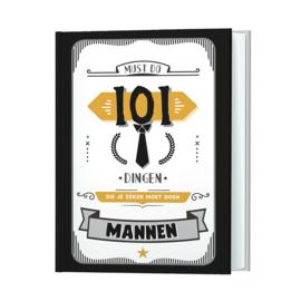 101 dingen mannen