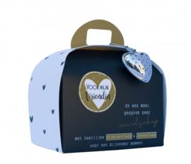 Thee tas 007 voor mijn vriendin
