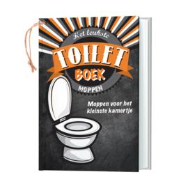 Toilet moppen boek