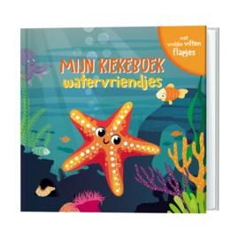 Mijn kiekeboek - Watervriendjes