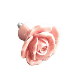 Kastknopje roos - roze