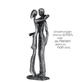 Couple skulptur