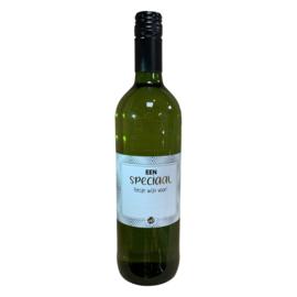 Witte wijn speciaal voor