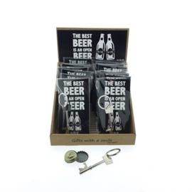 Beer opener