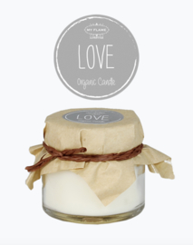 Soy candle mini love