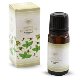 Oil Mint en Eucalyptus