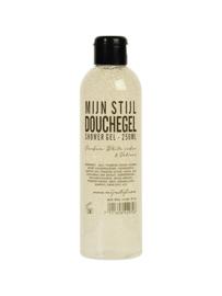 Douchegel White Cedar & Vetiver 250 ml transparante fles