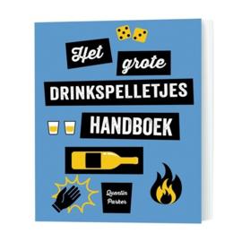 Drinkspelletjes boek