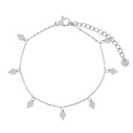 Armband a lot of diamonds zilver (WEB)