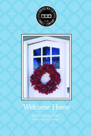 Geurzakje Welcome home
