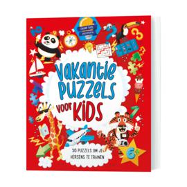 Vakantie puzzel voor kids