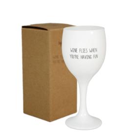 MF kaars wine