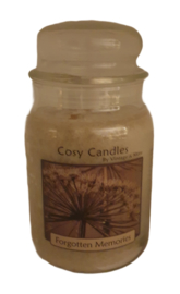 Cosy candle - Forgotten memories