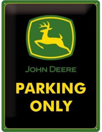 Parking only John D xl